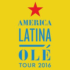Get ready Latin America...the Rolling Stones are coming!  The AMERICA LATINA OLÉ stadium tour kicks off on 3rd February 2016, in Santiago, Chile.  Tickets on sale from 9th November 2015.  Stops in Santiago, Buenos Aires, Montevideo, Rio De Janeiro, São Paulo, Porto Alegre, Lima, Bogotá, México City!  #StonesAméricaLatina #StonesEnChile #StonesArgentina #StonesUruguay #StonesRio #StonesSãoPaulo #StonesPoa #StonesPeru #StonesMéxico