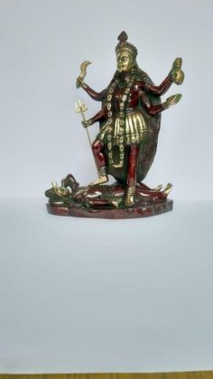 Kali Statue, Krishna Statue, Great Graduation Gifts, Kali Goddess, Brass Statues, Divine Mother, Shiva Shakti, Couple Art, Lord Shiva