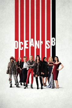 Watch  Ocean's 8  2018 FuLL'Mov;' Streaming Online