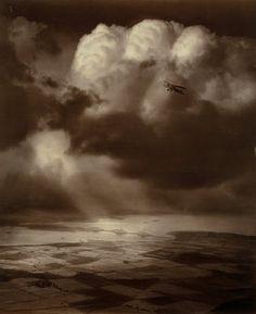 Sunshine, Wind and Rain by  Alfred G. Buckham