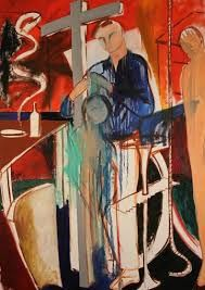 Image result for Jeffrey Harris New Zealand, Cool Stuff, Artist, Bartender, Kiwi, Painting, Image, Google Search, People