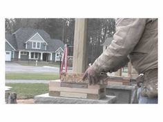 how to build craftsman style columns for our kitchen remodel - Barone & Sons - Creating Craftsman Columns