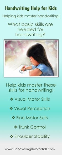 Why You Don\'t Have Good Handwriting (And What You Can Do About It ...