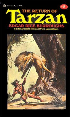 #2 The Return of Tarzan