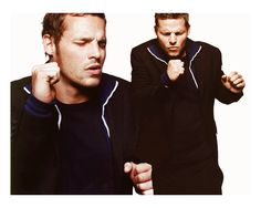 Justin Chambers. Yes. Ugh just YES