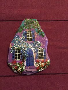 Flowery Rock cottage!   9 Taş diyip