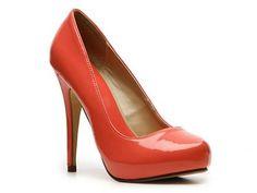 Michael Antonio Love Me Patent Pump High Heel Pumps Pumps & Heels Women's Shoes - DSW