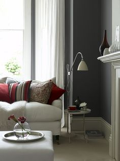 little greene dark lead colour
