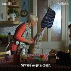 Credit to @bbceastenders : You know it's bad when self-isolating seems like a fun idea. #EastEnders