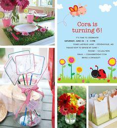 bug garden party!
