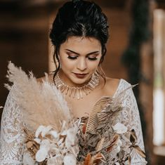 Or going very bold with a crystal point choker necklace.The choice is yours Photography Styling & design Cake Hair Makeup Dresses Jewellery Venue Stationery & signage Models Hosted by # Bridal Shoot, Jewelry Gifts, Jewellery, Maid, Wedding Jewelry, Anniversary, Glamour, Photography, Signage