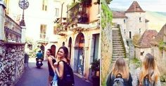 ¿Cómo viajar gratis a Europa sacando fotos?