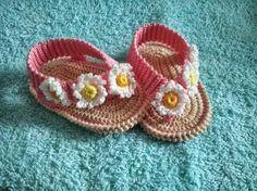 Sandalia de niña