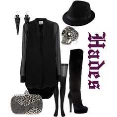 """""""Hades (Percy Jackson Series)"""" Favorite god character? Yeah I want the outfit! That hat mostly..."""