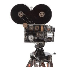 Charlie Chaplin owned 1918 Bell & Howell Model 2709 serial number 227 Hand-cranked 35mm camera