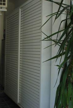 Ντουλάπες Αλουμινίου Blinds, Curtains, Home Decor, Decoration Home, Room Decor, Shades Blinds, Blind, Interior Design, Draping