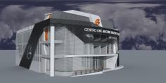 中龍展售中心 概念設計