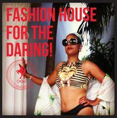 Fashion House for the Daring! #daring #fashion #urban #fresh #monocerose #bag #love #girl #GIRLBOSS