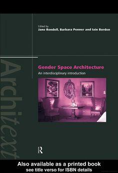 Arquitectura y género  Gender and Architecture