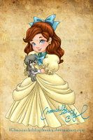 Child Anastasia by *moonchildinthesky on deviantART
