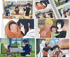NaruSasu Family Scrapbook~