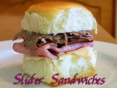 This is the perfect sandwich for me since my surgery. Well, since passing the food restriction phases anyway. And I'll tell you why: I f...