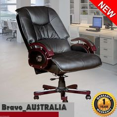 reclining office chairs australia herman miler chair 17 best home images business executive genuine leather computer recliner black