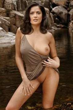 Matchless hot salma hayek naked
