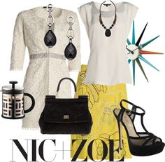 """Nic+Zoe set"" by majka000 ❤ liked on Polyvore"