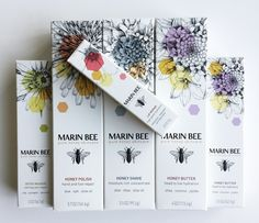 Marin Bee #naturalskincare #organic