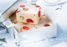 White Chocolate Cherry Nut Fudge Recipe by Eagle Brand