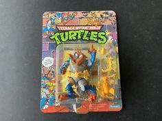 1990 Wingnut and Screwloose MOC Ninja Turtle Toys, Ninja Turtles, Neca Figures, Teenage Mutant Ninja, Tmnt, Presents, Comic Books, Gifts, Favors