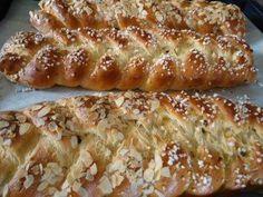 Rezept: Oster - Striezel Bild Nr. 6 Hot Dog Buns, Hot Dogs, Aperol, Dairy Free, Gluten, Bread, Recipes, Food, Sweets