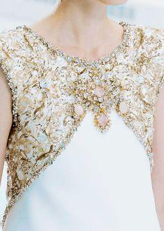 Chanel Haute Couture F/W 2014.
