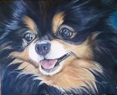 Pet Portraits by Darla Allred, Bent not Broken Designs