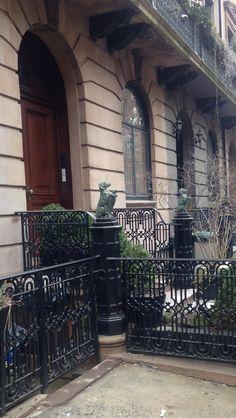 New York door ways