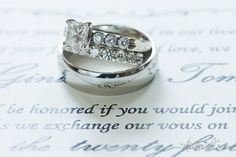 Wedding rings | Andr