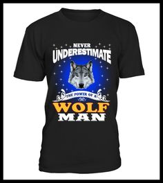 WOLF Animals Lover (*Partner Link)
