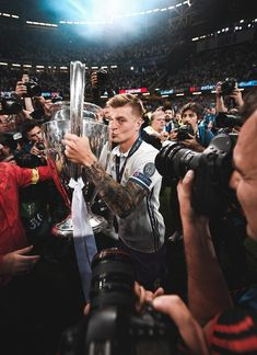 Toni Kroos Real Madrid Champions League duodecima 12 Cardiff 2017