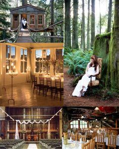 A rustic wedding will always bear a romantic air and it would definitely make a good choice for those of you who have a very well developed soft side.
