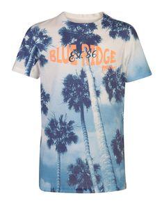 8e595879f6899 Jongens palmtree print t-shirt