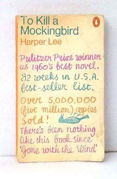 To Kill a Mockingbird Harper Lee Pulitzer Prize Winning used Penguin paperback Vintage Penguin, Harper Lee, To Kill A Mockingbird, Vintage Book Covers, Best Novels, Win Prizes, Penguins, My Books, This Book