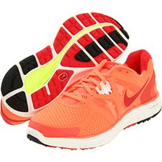 sports shoes ef627 a2f32 Nike lunarglide 3 bright mango sail volt action red