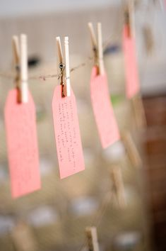 cute kinda-crafty idea: leave a note for baby!