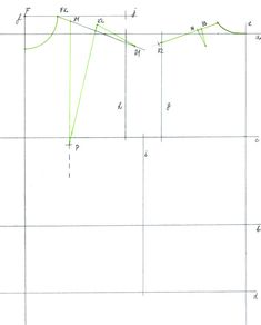 strih4a Line Chart, Sewing, Clothes, Clothing, Couture, Sew, Kleding, Stitching, Outfit