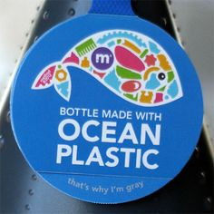 """Method is Introducing the world's first bottles made with a blend of recovered ocean plastic and post-consumer recycled plastic."