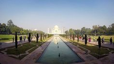 #mytajmemory  Taj Mahal -Agra India  The Taj Mahal  is an ivory-white marble mausoleum on the south bank of the Yamuna river in the Indian city of Agra. It was commissioned in 1632 by the Mughal emperor Shah Jahan (reigned 16281658) to house the tomb of his favourite wife Mumtaz Mahal. The tomb is the centrepiece of a 42-acre complex which includes a mosque and a guest house and is set in formal gardens bounded on three sides by a crenellated wall.The Taj Mahal was designated as a UNESCO…