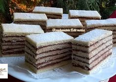 Hungarian Recipes, Hungarian Food, Outdoor Furniture Sets, Outdoor Decor, Quiche, Food And Drink, Cooking Recipes, Dishes, Desserts