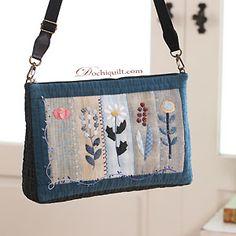 고슴도치 퀼트 [푸른 뜰 크로스백] Japanese Patchwork, Japanese Bag, Japanese Quilts, Patchwork Bags, Quilted Bag, Purse Wallet, Pouch, Crossbody Bag, Tote Bag