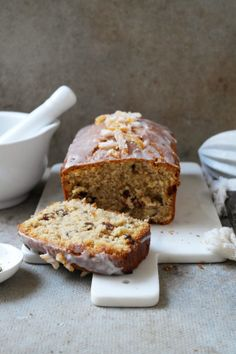 earl grey cardamom and orange loaf - Twigg Studios